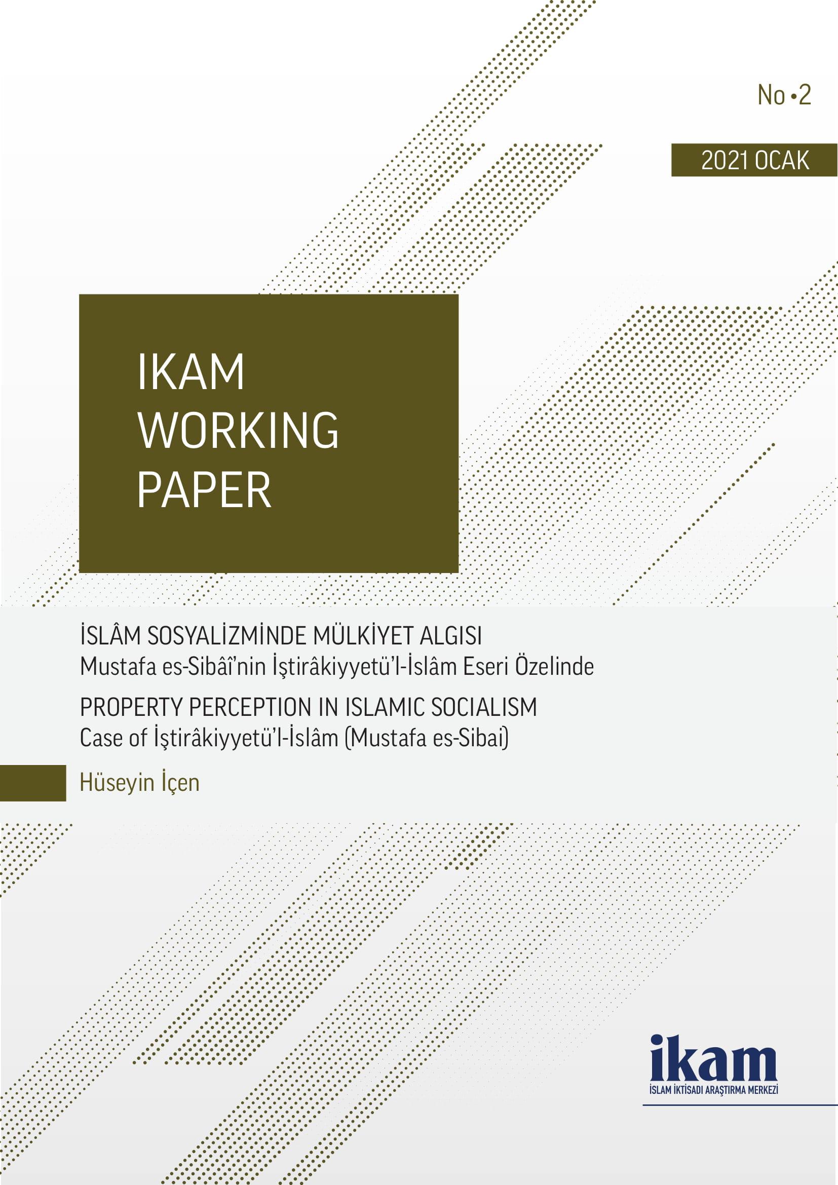 İslam Sosyalizminde Mülkiyet Algısı