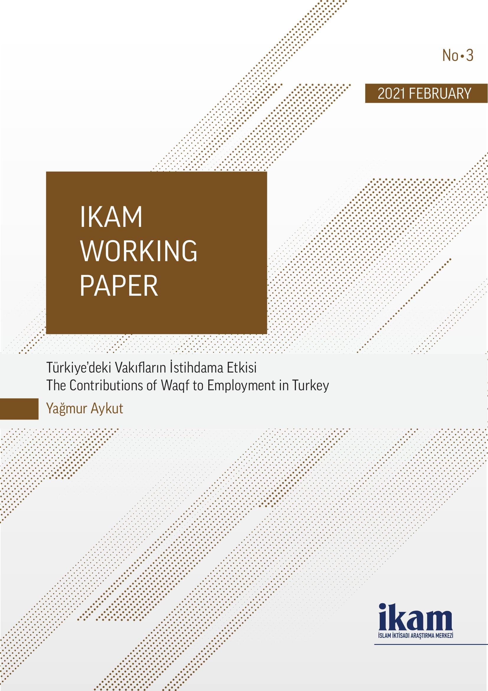 Türkiye'deki Vakıfların İstihdama Etkisi